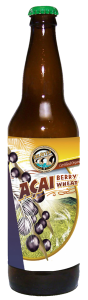 Organic AÇAI Berry Wheat Style: Wheat Ale Original Gravity: 9.5 P Alcohol: 4.0% by volume IBUs: 15 Color: Light Gold