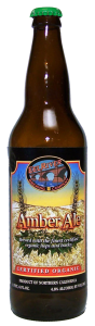 Organic Amber Ale Style: Amber Ale Original Gravity: 12.5 P Alcohol: 4.8% by volume IBUs: 13 Color: Light Gold