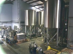 The Russian River Brewery.