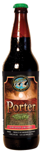 Organic Porter  Style: Brown Porter Original Gravity: 14.0 P Alcohol: 5.8% by volume IBUs: 19 Color: Dark Brown with Ruby Highlights
