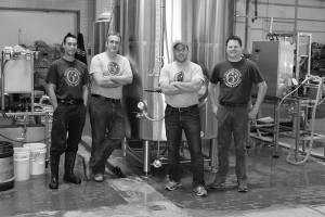 Founders of West Sixth Brewery