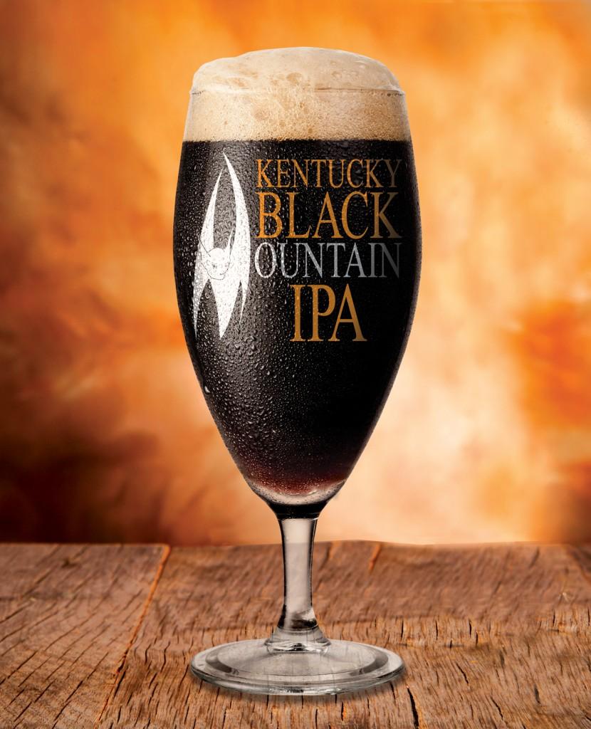 Kentucky Black Mountain IPA Alltech Brewing Company