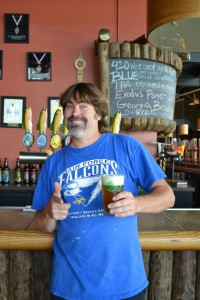 Nick Nock, Head Brewer at SweetWater Brewing Company