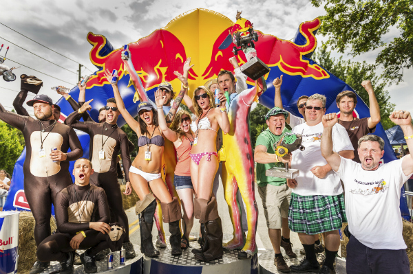 Red Bull Race 2012 - SweetWater 1st Place
