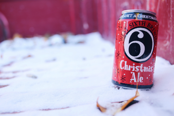 west sixth brewery christmas ale