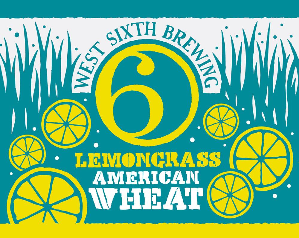 west sixth lemongrass american wheat