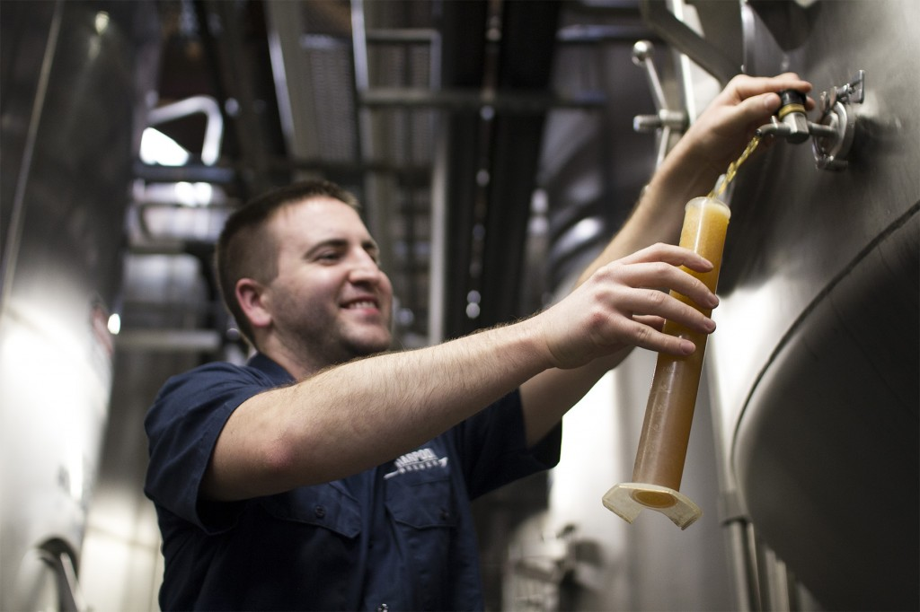harpoon brewing company