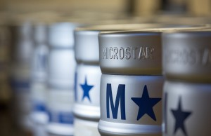 MicroStar Logistics Line of Kegs