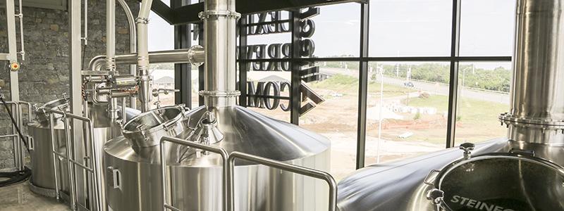 2016 Brewery Renovation