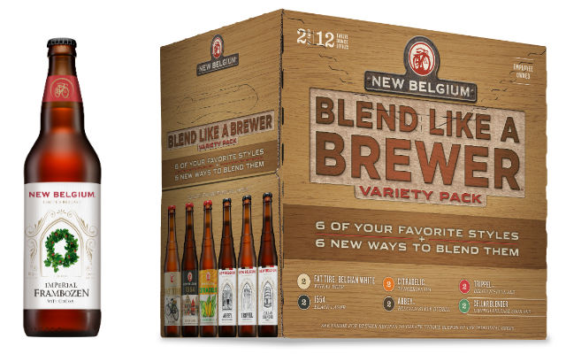 New Belgium S Imperial Frambozen Returns With A Cocoa Twist New