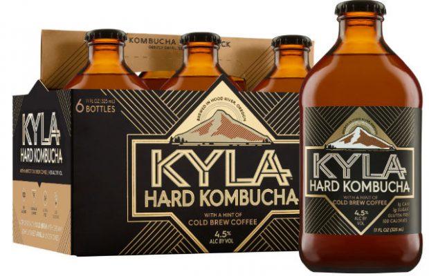 Kyla Hard Kombucha Launches First Ever Cold Brew Hard Kombucha