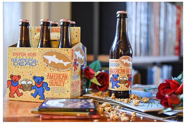 Dogfish Head, the Grateful Dead Reunite for 2019 American Beauty